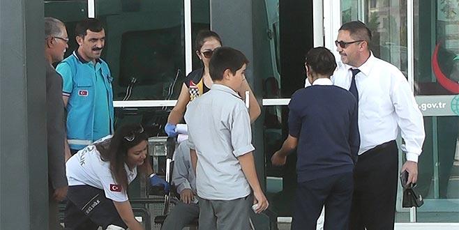 Okulda gıda zehirlenmesi şüphesi: Hastaneye kaldırıldılar