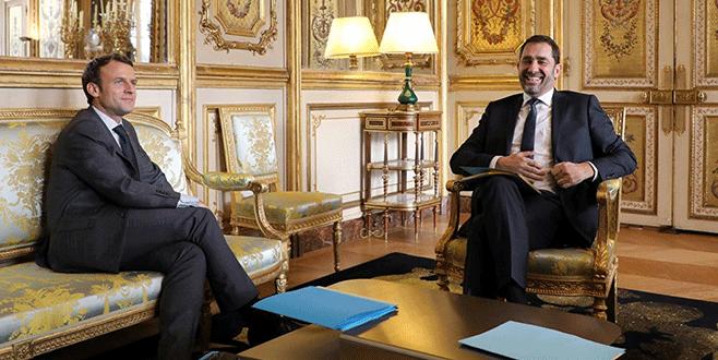 Macron'dan kritik atama