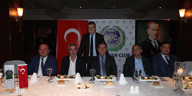 Bursaspor'a bulunduğu yer yakışmıyor