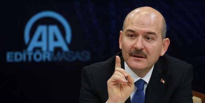 İçişleri Bakanı'ndan bin 170 memur müjdesi