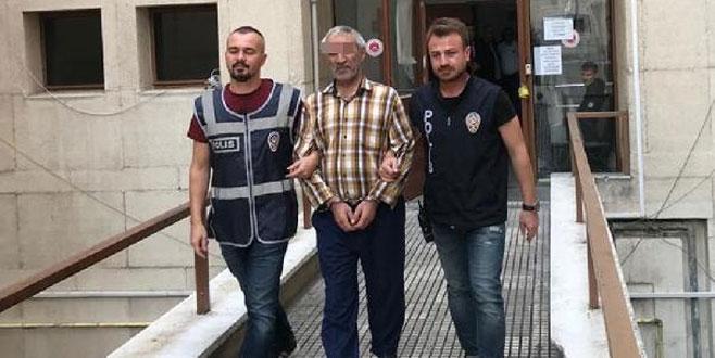Bursa'da iğrenç olay! Çamaşır asan yeğenine cinsel saldırıda bulundu