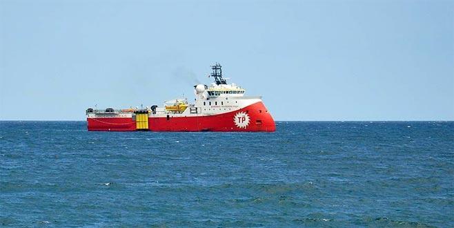 Türk gemisine Yunan tacizi!