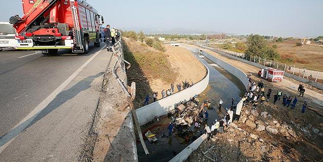 İzmir'de 23 kişinin hayatını kaybettiği trafik kazasında flaş gelişme