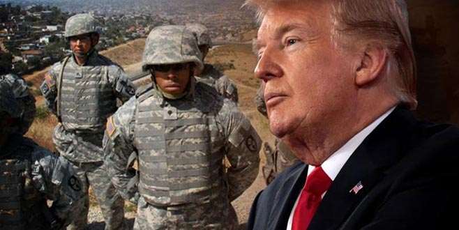 Trump Meksika'yı tehdit etti