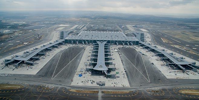 Açılışa 10 gün kala OLAY yeni Havalimanı'nda