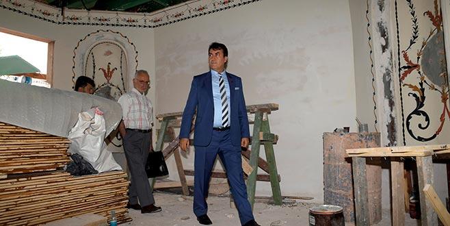 Gazzeli Ahmet Efendi'nin ismi Bursa'da yaşayacak