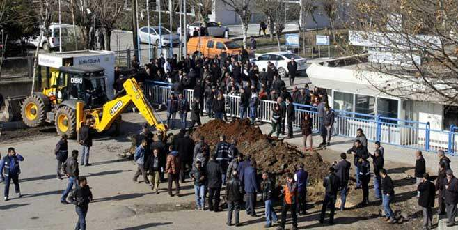 Diyarbakır'da tansiyonu mahkeme düşürdü