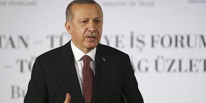 Erdoğan: Eğitimde içerik ve sistem konusunda sıkıntılarımız var