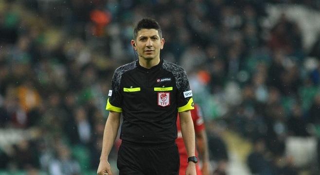 Galatasaray - Bursaspor maçının Var'ı Yaşar Kemal Uğurlu oldu