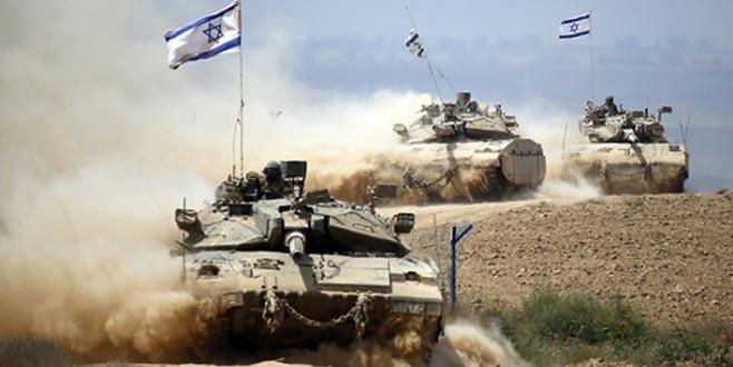 Gazze'ye operasyon hazırlığı