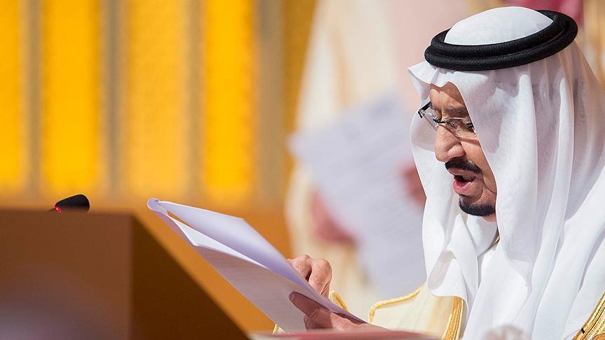 Suudi Kralı'ndan 'Kaşıkçı' açıklaması