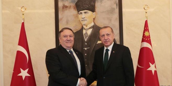 Pompeo: Türkiye stratejik açıdan önemli müttefik