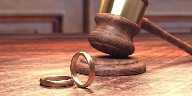 Boşanma davası açtı, hayatının şokunu yaşadı
