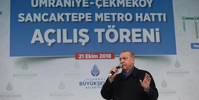 Cumhurbaşkanı Erdoğan'dan Cemal Kaşıkçı soruşturmasına ilişkin açıklama