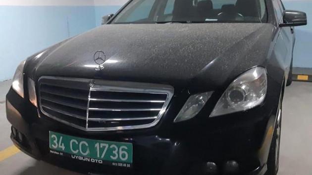 Kaşıkçı cinayetinin sır arabası otoparkta terk edilmiş halde bulundu
