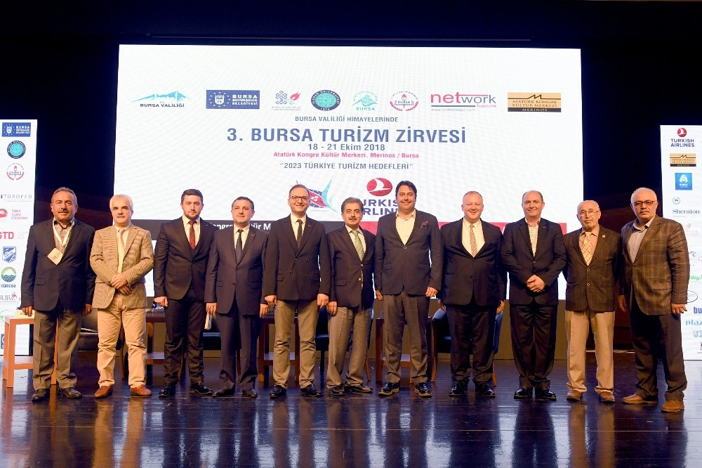 Turizm Zirvesinde Osmangazi rüzgârı