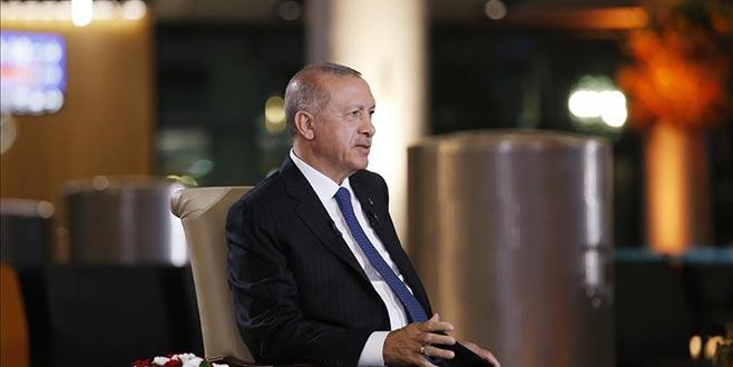 Erdoğan'dan 'Cumhur ittifakı' açıklaması