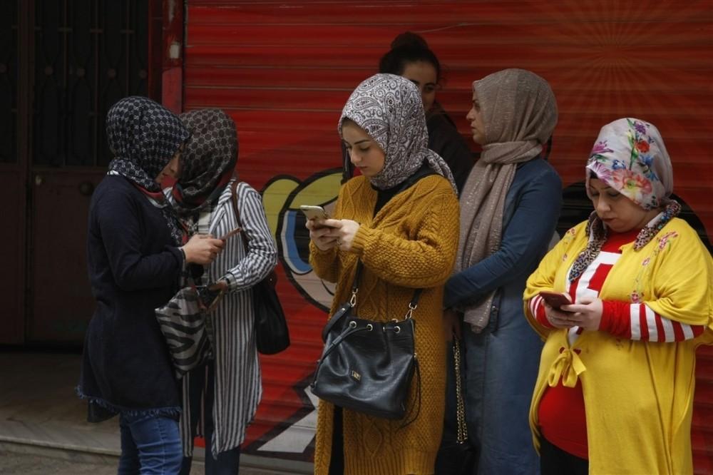 Bursa'da sabah işe geldiklerinde şoka uğradılar...