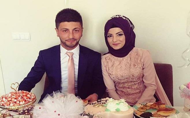 20 günlük evliydi, şehit düştü