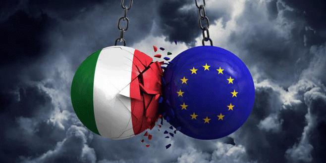 AB ile İtalya arasındaki kriz büyüyor!