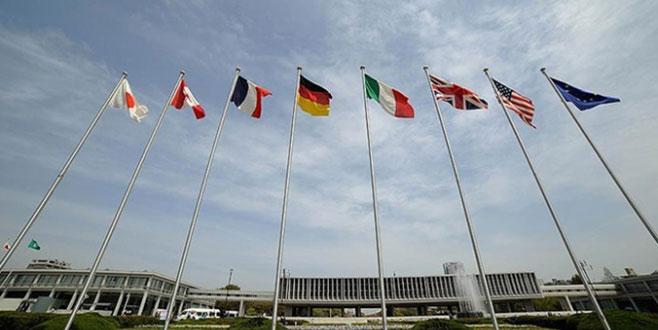 G7 ülkelerinden Kaşıkçı açıklaması