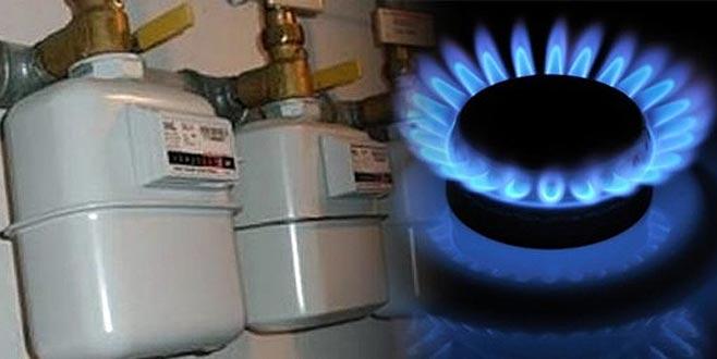 Geçen yıl doğalgaz tüketimi azaldı