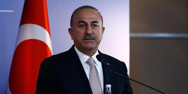 Bakan Çavuşoğlu'ndan çok sert açıklama!