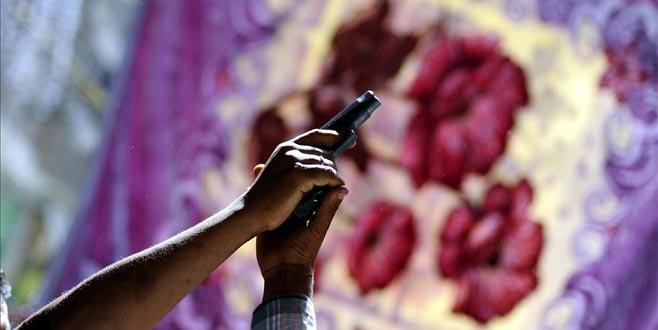 Türkiye'de silahlı şiddet artıyor