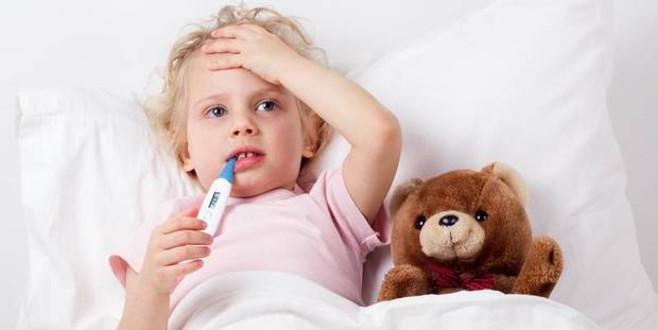 Çocuklarda en sık görülen 5 kış hastalığı