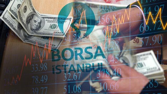 Dolar dalgalandı Borsa yükseldi