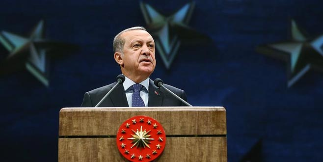 Erdoğan: Aday olamadım diye sırtını dönen AK Partili değildir
