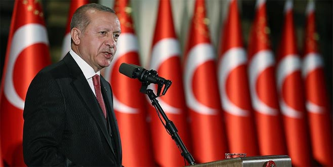 Cumhurbaşkanı Erdoğan 14 ilin adayını açıkladı
