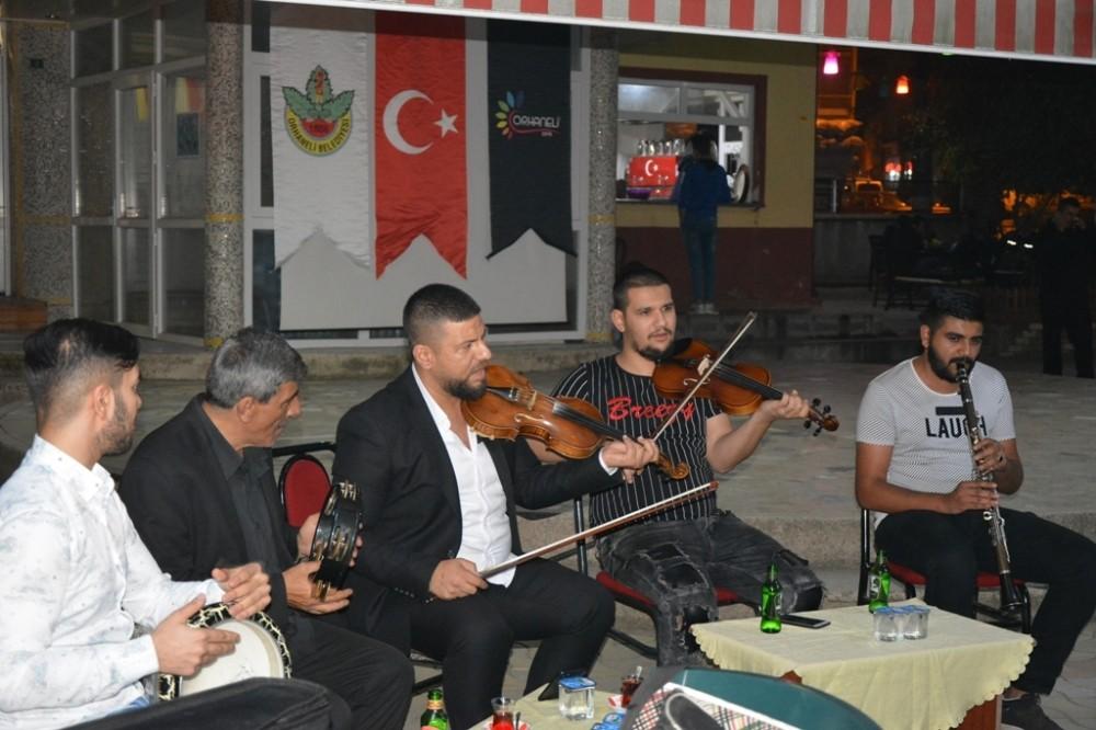 Başkan Tatlıoğlu'na Romanlardan ziyaret