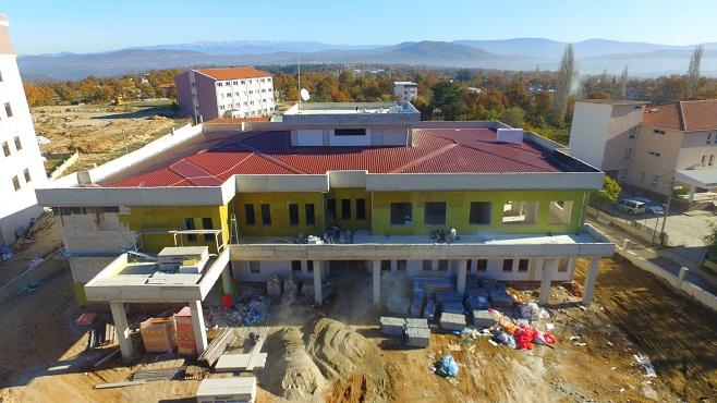 Büyükorhan Devlet Hastanesi Gün Sayıyor