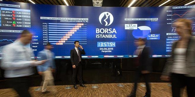Borsa'daki 96 şirketten 9 ayda 62,6 milyar TL kâr