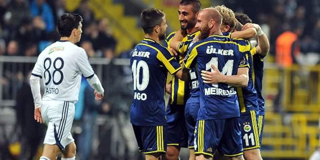 Fenerbahçe Kaşımpaşa'yı 3-0 mağlup etti