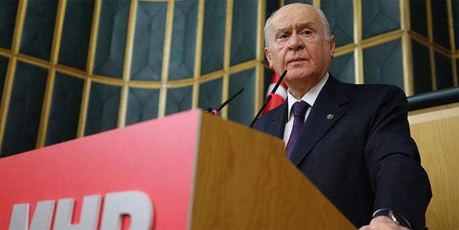 Bahçeli'den Diyanet İşleri Başkanı'na istifa çağrısı