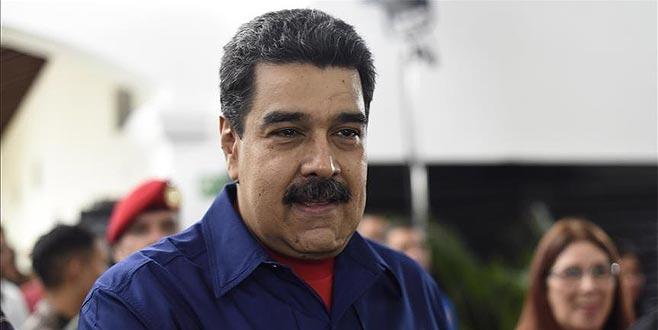 Maduro'dan Türkiye açıklaması