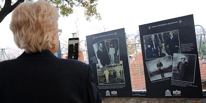 Bursa'da 'Atatürk Şıklığı' sergisi