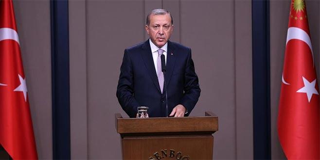 Cumhurbaşkanı Erdoğan'dan 'Kaşıkçı cinayeti' açıklaması