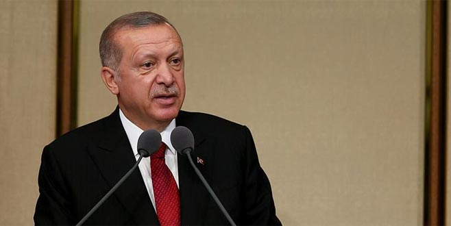 Cumhurbaşkanı Erdoğan Diyanet'in tartışılan ziyaretine ilişkin konuştu