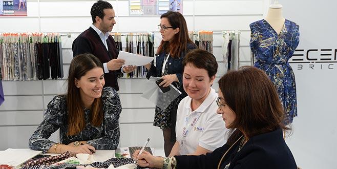 Tekstil sektörü Bursa'da şov yapacak