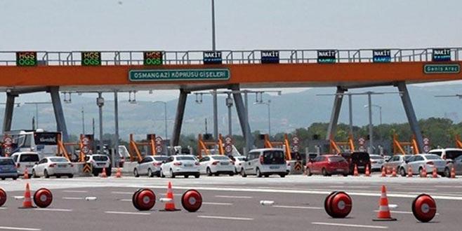 Bakanlık'tan 'Osmangazi Köprüsü geçiş ücreti' açıklaması