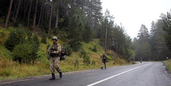 Darbecileri yakalayan tim, Karadeniz'de PKK'yı bitirdi