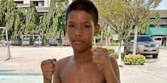 13 yaşındaki çocuğun korkunç ölümü