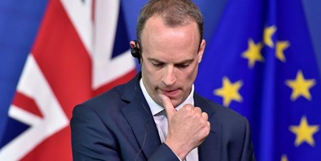 İngiltere Brexit Bakanı istifa etti
