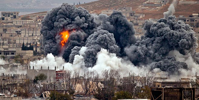 ABD güçleri vurdu: 17 sivil öldü