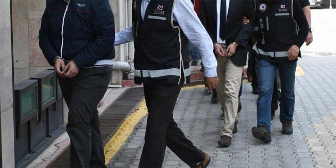 188 kişi hakkında FETÖ'den gözaltı kararı