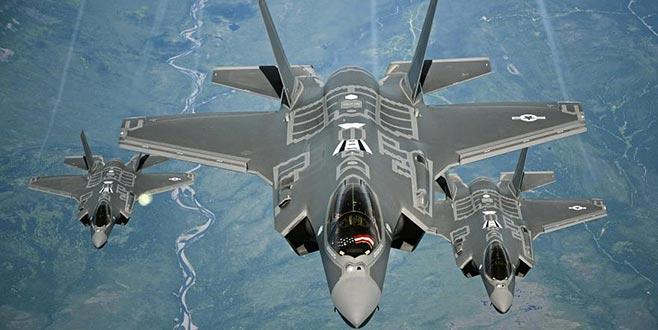 F- 35 Raporu Kongre'de
