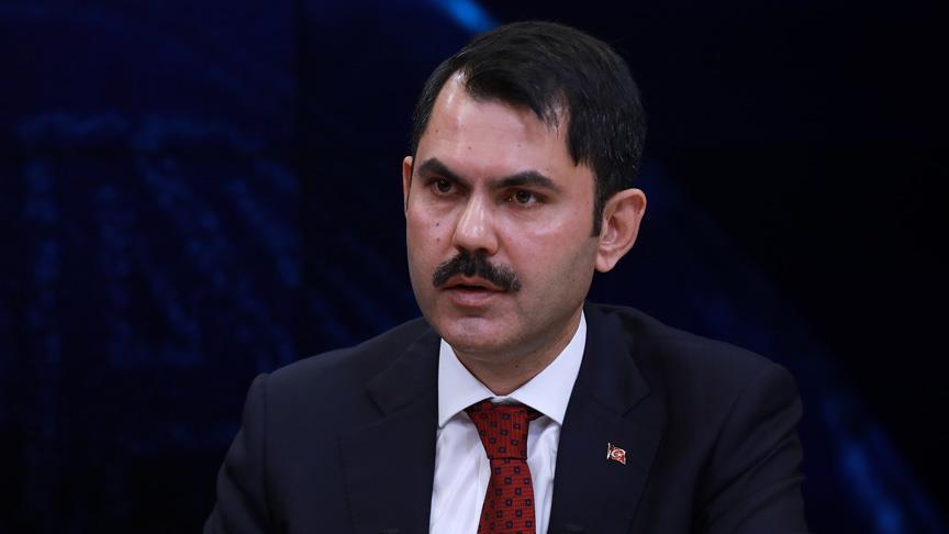 Çevre ve Şehircilik Bakanı Kurum: Dere güzergahında yapılaşmalara müsaade etmeyeceğiz